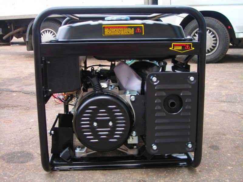 Преимущество инверторного генератора