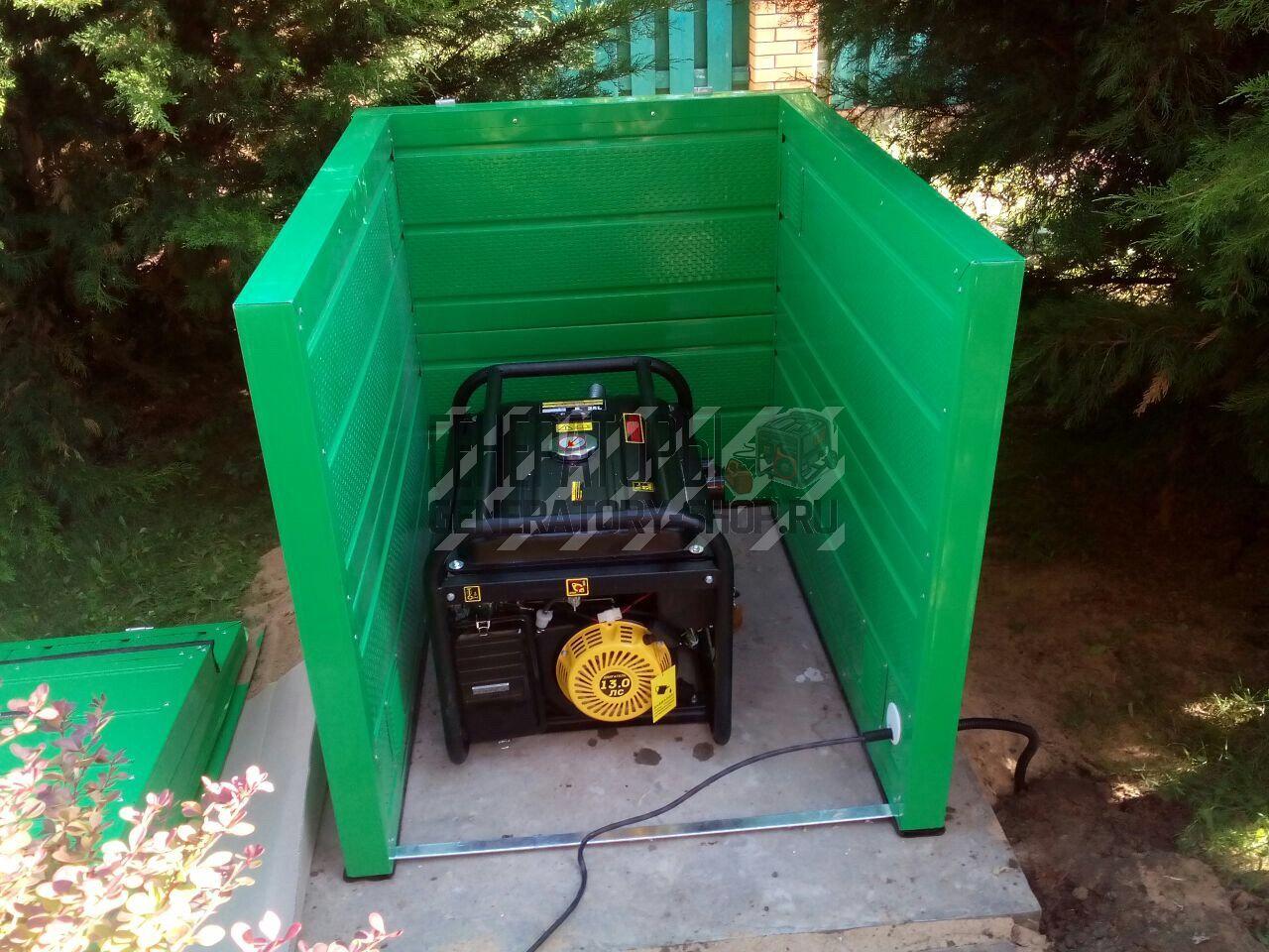 Бензиновый мини генератор своими руками