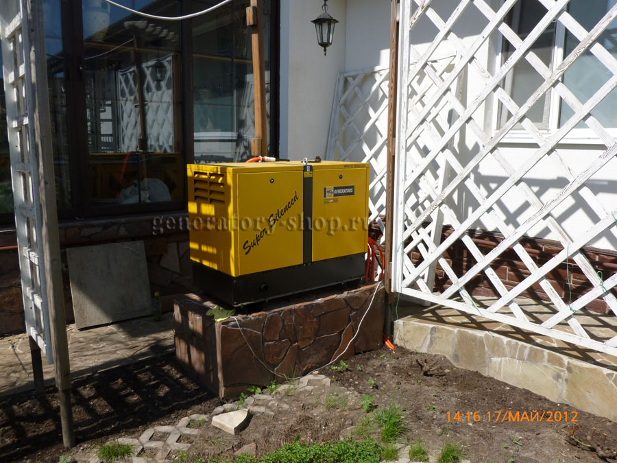 Patriot генераторы спб