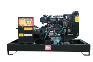 Дизель генератор 48 кВт ONIS VISA P65 открытый
