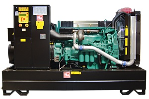 Дизель-генератор Onis Visa V570 - 456 кВт