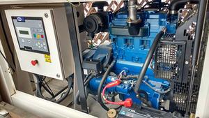 Дизельная электростанция 24 кВт с наработкой P30E1