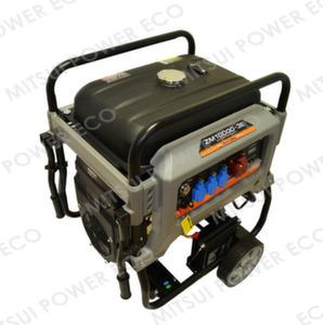 Бензиновый генератор MITSUI Power ECO ZM 10000 E-3