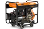 Дизельный генератор DAEWOO DDAE 6000XE 5 кВт