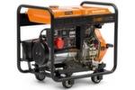 Дизельный генератор DAEWOO DDAE 6000XE-3 5 кВт