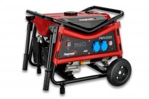 Бензиновый генератор Pramac PMV 3200 3 кВт