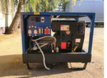 Дизельная электростанция GEKO 9001 ED AA/ZEDA с АВР в кожухе