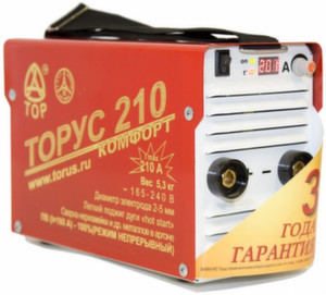 Сварочный аппарат Торус-210 КОМФОРТ