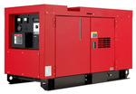 [12 кВт] Дизельный генератор Elemax SHT 15D-R
