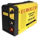 Сварочный аппарат инверторный IWM-160 Eurolux