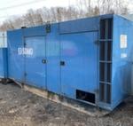 Б/У генератор дизельный SDMO - 240 кВт