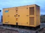 Дизельная электростанция Aksa D550 - 400 кВт