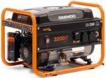 Бензиновый генератор Daewoo GDA 3500 2.8 кВт