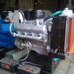 Ад100 на базе ЯМЗ 238 100 кВт с наработкой