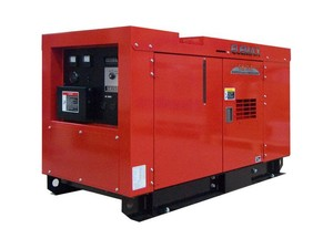 [12 кВт] Дизельный генератор Elemax SH 15D-R