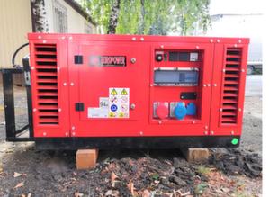 Бензиновая электростанция EUROPOWER EPS 15000 TE
