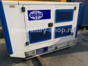 Дизельный генератор 44 кВт FG Wilson P55 с наработкой
