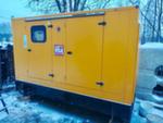 Б/У дизель-генератор 100 кВт Onis Visa