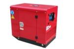 Бензогенератор АМПЕРОС LT15000S в шумозащитном кожухе с автозапуском