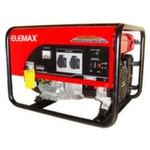 [5 кВт] Бензиновый генератор Elemax SH 6500 EX-R