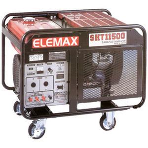 [9,5кВт] Бензиновый генератор Elemax SHT 11500