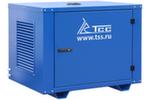 Бензиновый генератор TSS SGG 6000 EH3NA в кожухе