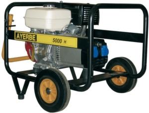 Бензиновый генератор AYERBE AY 5000 H 4 кВт