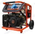 Бензиновый генератор MITSUI Power ECO ZM 6500 E