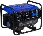 [5 кВт] Генератор бензиновый EP Genset DY6800L (с двигателем Yamaha / Ямаха)