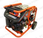 [6 кВт] Бензиновый генератор MITSUI Power ECO ZM 7500 E-3