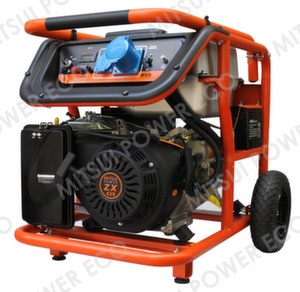 Бензиновый генератор MITSUI Power ECO ZM 7500 E