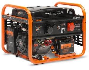 бензиновый генератор 6 кВт DAEWOO GDA 7500 DPE-3