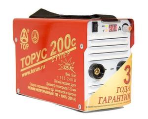 Сварочный аппарат Торус-200с СУПЕР