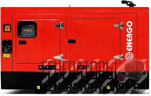 [24 кВт] Дизельный генератор Energo ED 30/400HIM S