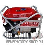 [3 кВт] Elemax SV3300S-R бензиновый генератор с электростартером