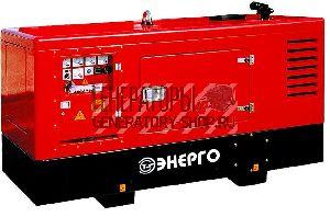 [55 кВт - 220В] Дизельный генератор Energo ED 80 IV в кожухе