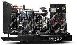 [58 кВт - 400В] Дизельный генератор Energo ED 75 IVECO