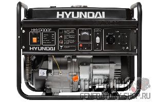 [5 кВт] Hyundai HHY 5000F бензиновый генератор