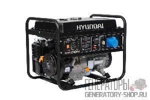 [5 кВт] Hyundai HHY 7000F бензиновый генератор