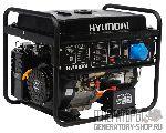 [5 кВт] Hyundai HHY 7000FE бензиновый генератор с электростартером