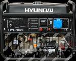 [6 кВт] Hyundai HHY 9000FE ATS бензиновый генератор с автозапуском (АВР)