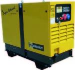 Дизель-генератор WFM Master M165-LDEW -13,2 кВт