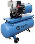 Винтовой компрессор Wekkel AD 4,0-9-270