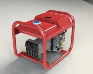 Дизельный генератор Вепрь АДП 3-230 ВЯ-Б 3 кВА