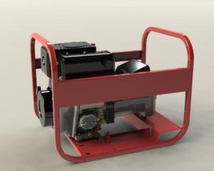 Дизельный генераторы Вепрь АДП 5,0-230 ВЯ 4,5 кВА