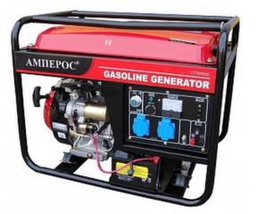 Бензиновый генератор Амперос LT5000CL (однофазный)