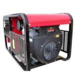 Бензиновый генератор 11 кВт АМПЕРОС LT12000ME