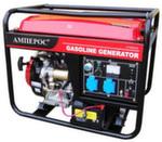 Бензиновый генератор АМПЕРОС LT9000CLE