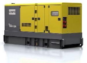 Дизельный генератор с наработкой Atlas Copco QAS325 260 кВт (бу)