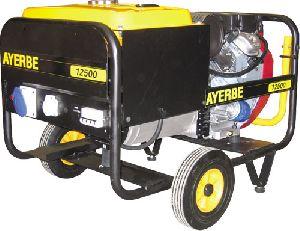 Бензогенератор 10 кВт AYERBE AY 12500T KE